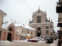 Костел св. Терезы