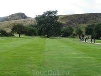 раздолье для любителей гольфа