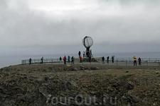 Но́рд Кап — мыс на острове Магерё на севере Норвегии.