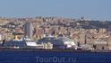 Неаполь. Вид с моря.