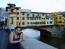 Флоренция. И мост Понте Векьё