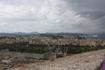Вид на город со старой крепости.