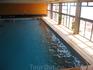 Закрытый бассейн с морской водой, где можно было продолжать купаться без палящего полуденного солнца