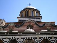 Главная церковь Рильского монастыря