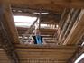 бельведер «Ленивый зиккурат». Не понятно почему ленивый... заберется на 18-ти метровую высоту только неленивый)))