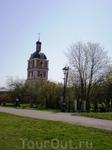 Горицкий монастырь, колокольня