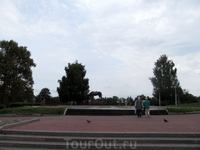 памятник Батюшкову