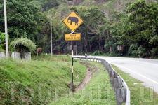 Малайзия - с запада на восток Малайзия