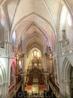 Решетка, закрывающая главный алтерь и сокровище, находящееся там - прах Святого Хулиана (San Julián), святого покровителя Куэнки, это произведение мастера ...