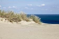 Кусочек дюны, кусочек Балтики...