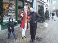 Дане очень понравился Моцарт.    Мне тоже...