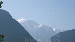 самая высокая гора в швейцарии