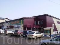 Рынок в г. Арсеньев