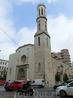 На территорию старого города мы вошли через площадь Святого Августина, на которой стоит церковь Iglesia de Santa Catalina y San Agustín. Орден августинцев ...