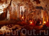 Пещеры Санто-Томас