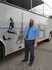 Наш замечательный водитель Золтан и его автобус