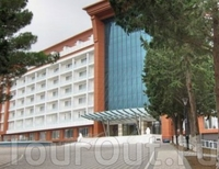 Фото отеля Chinar Hotel & SPA Naftalan