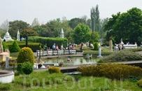 В парке Мини-Европа.