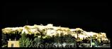 Акрополь вечером.