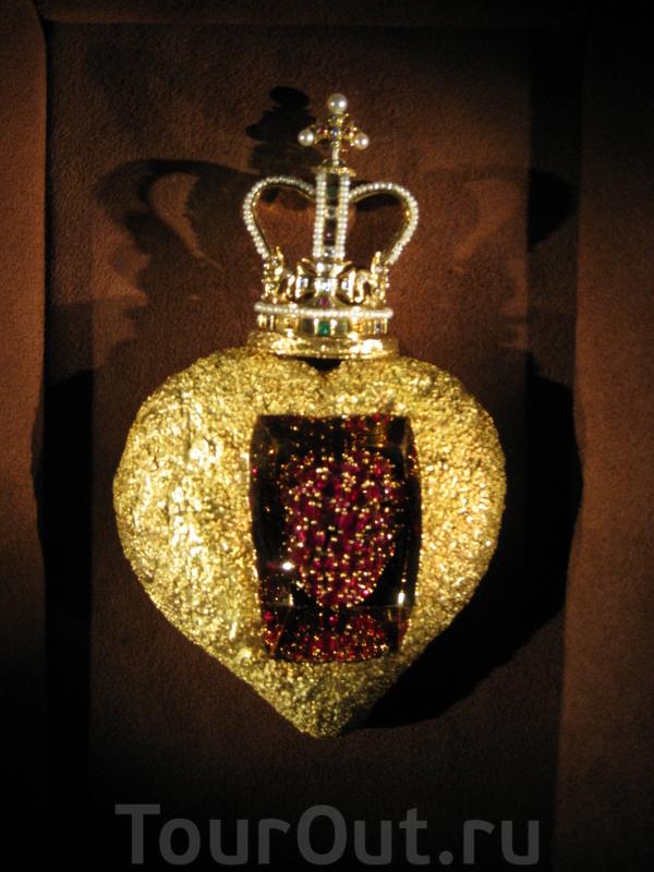 Сердце королевы, которое всегда бьется о своем народе