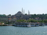 вид на город с Босфора