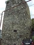 развалины древней башни
