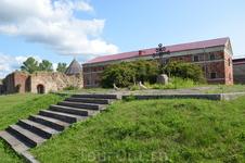 Братская могила русских воинов, погибших при взятии Нотебурга
