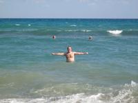 Я, выходящий из моря.