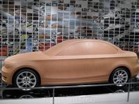 деревянная болванка из которой конструкторы вытачивают авто.