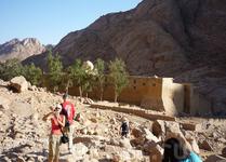 До свидания гора Моисея, здравствуй монастырь Святой Екатерины.