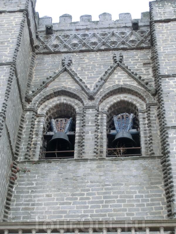 Соборные колокола.