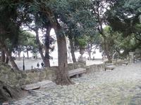 вид от замка Святого Георгия 4