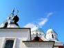 купола Спасо-Преображенского собора