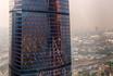 Вид на здание комплекса Москва-Сити