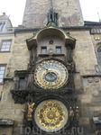 Староместская ратуша. Знаменитые часы с движущимися фигурками