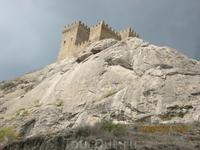 Генуэзская крепость.Судак