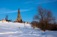 Церковь Рождества Иоанна Предтечи в Глубоково