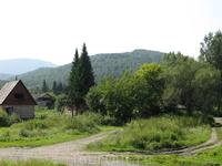 алтайская местность