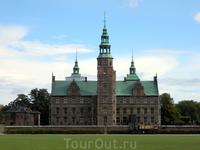 Копенгаген. Дворец Росенборг.