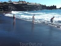 Пляж Плая Арена