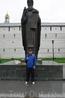 Памятник Сергию Радонежскому.