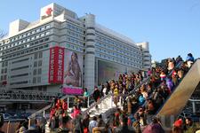 Сидань. Сумасшедший шопинг пекинцев.