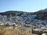 Город Линдос - вид сверху. Очень красивый городок, в традиционном Греческом стиле.