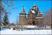 Пятикупольный храм Дмитрия Мироточивого (Солунского) в Щелейках   относится к группе обонежских  многоглавых церквей, от которой сохранился,   помимо него ...