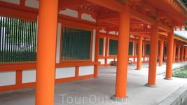 Сад у храма Сандзюсангендо