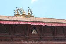 Храм Шивы и Парвати