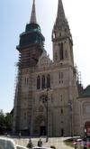 Фотография Кафедральный собор в Загребе