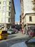 Узенькая улочка, ведущая к башне Галата.