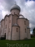 Церковь Спаса на Нередице в Новгороде