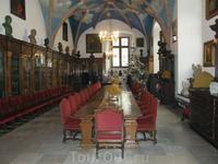 Старинные аудитории Ягеллонского университета